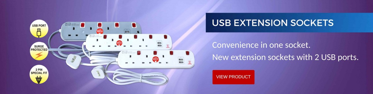 USB Extension Socket